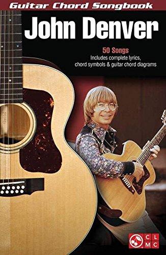 Folk Songs Guitar Chords - John Denver (Guitar Chord Songbooks)