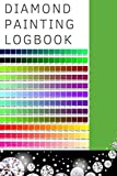 Diamond Painting Logbook: A Color DMC Chart