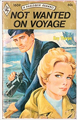Image result for not wanted on voyage