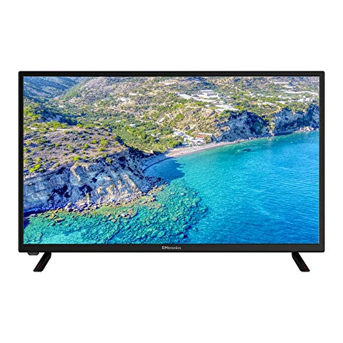 EMtronics 32″ Inch HD Ready LED TV with 3 x HDMI, 2 x USB and USB Media Player