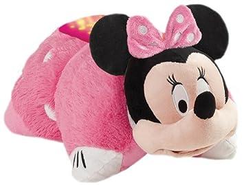 Amazon Com Disney Pillow Pets Dream Lites Minnie Mouse Stuffed