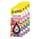 car bubble gum air freshener - Little Trees Fresh Link Air Freshener, 4-PACK (Bubble Gum)
