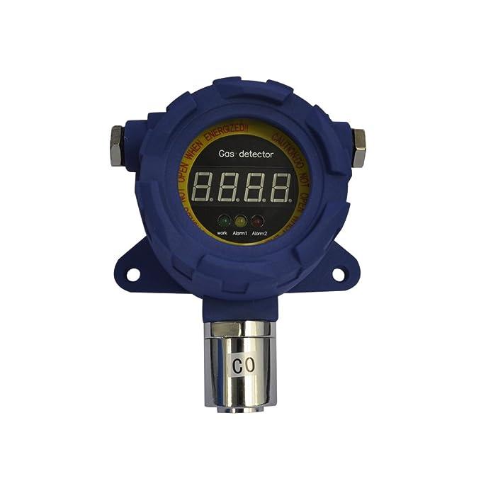 huafan pantalla transmisor de detección de gas a medir evitar Sensor de gas y Gas: Amazon.es: Electrónica