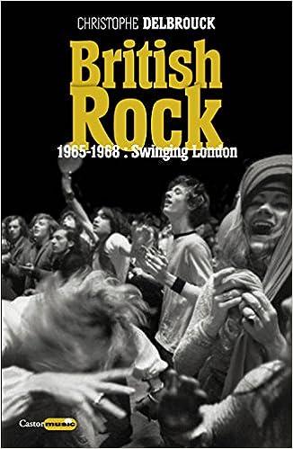 Livres British rock : 1965-1968 : Swinging London epub, pdf