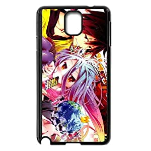 Samsung Galaxy Note 3 Cell Phone Case Black_No Game No Life_001 S9S6X