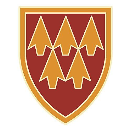 USAMM Army 32nd Air & Missile Defense Command Veteran Unit Sticker