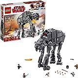 LEGO Star Wars Episode VIII First Order Heavy Assault Walker 75189 Building Kit (1,376 Pieces)