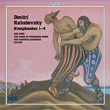 Kabalevsky: Complete Symphonies 1-4