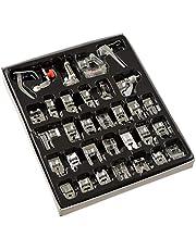 طقم دواسات مكون من 32 قطعة، اكسسوارات ماكينة الخياطة