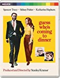 Guess Who's Coming to Dinner [Dual Format] [Blu-ray] [Region Free]