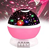 Best Gifts For An 8 Year Old Girls - Night Light for Kids Baby Boys Girls, Star Review