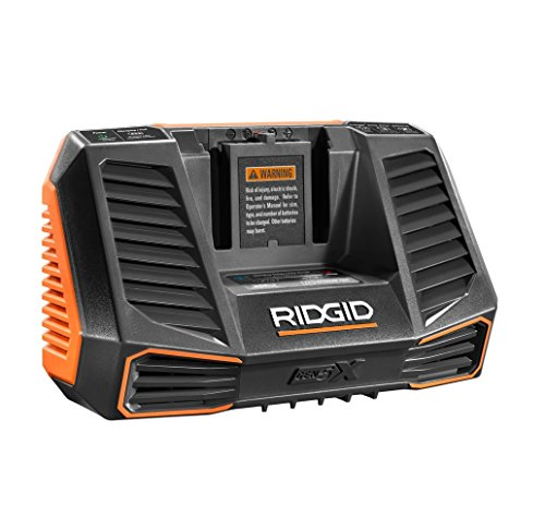 Ridgid-R840095-Dual-Chemistry-Battery-Charger