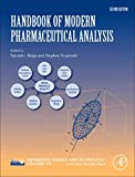 Handbook of Modern Pharmaceutical Analysis, Volume 10 (Separation Science and Technology)