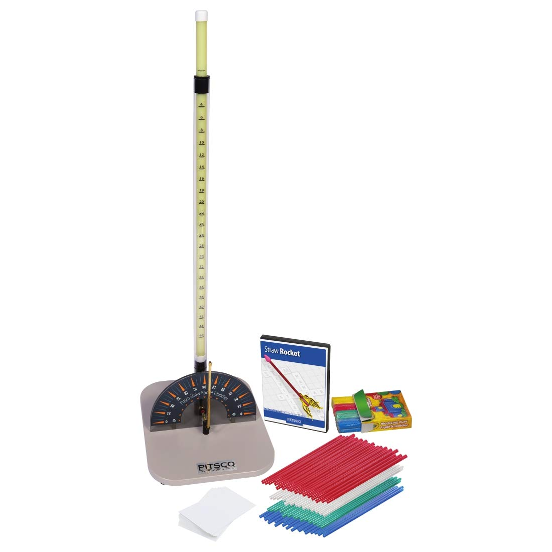 Pitsco Straw Rockets - Getting Started Package (For 30 Students)