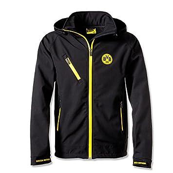 Borussia Bvb 2015 Jacke Softshell 2014 Dortmund Neuheit 0OvNm8nw