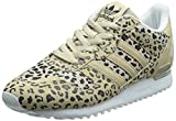 adidas Originals Unisex ZX 700 Leopard Trainers - 6.5US