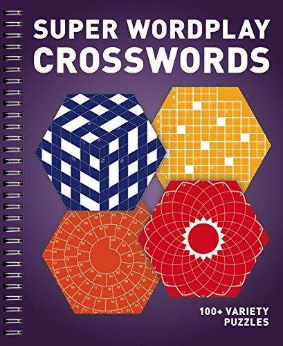 Super Wordplay Crosswords: 100+ Variety Puzzles