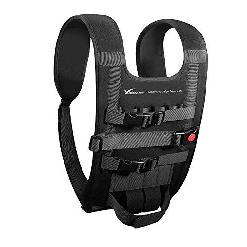 Viaheroes Drone Backpack Strap for UAV DJI Phantom 1 2 3 FC40 Vision,XIRO,Walkera