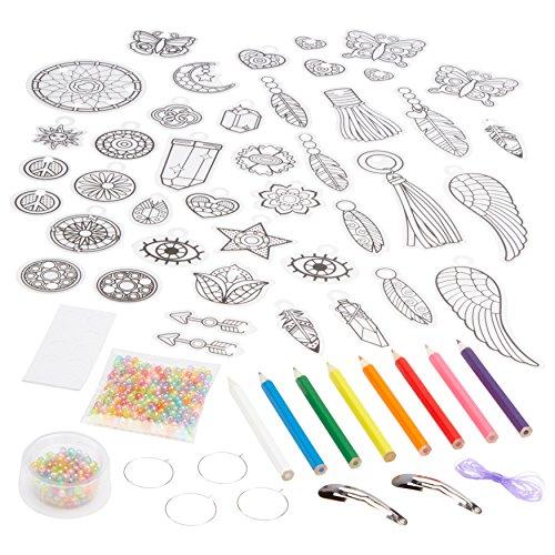 Shrinky Dinks Jewelry Kit Kids Art and Craft Activity