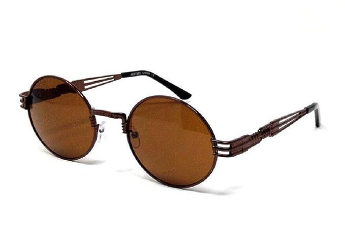 Amazon.com: Redondo de lujo ovalada clásica Steampunk ...