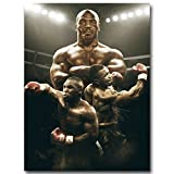 13X24Inch Mike Tyson Boxing Champion Sports Silk