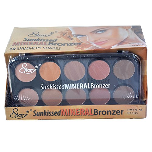 Starry Sunkissed Mineral Bronzer Set of 6 ()