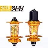OEM KOOZER XM490 Bicycle Hub 32H Front&Rear