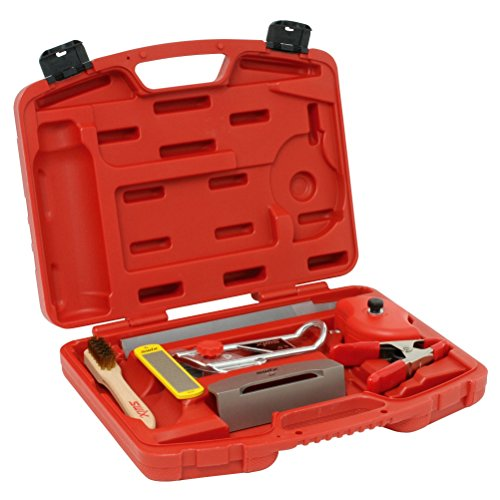 Swix T65 Edge Tool Waxing Kit 2018 - T0065 by Swix