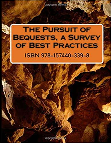 Book The Pursuit of Bequests, a Survey of Best Practices