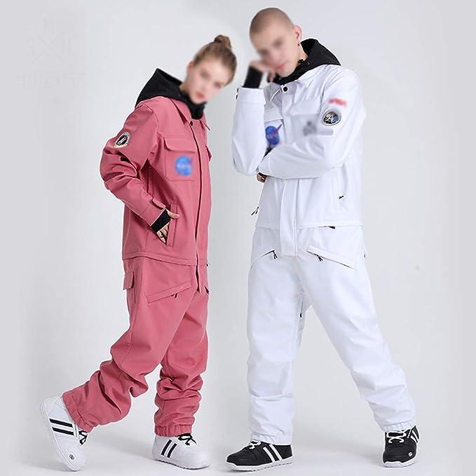 Details about  /S-3XL Snowsuit Sport Supplies Jumpsuit Outdoor Outwear Pants Windproof