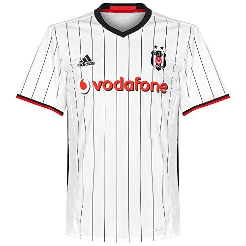 fan products of 2016-2017 Besiktas Adidas Home Football Shirt