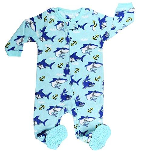 shark baby onesie - 2