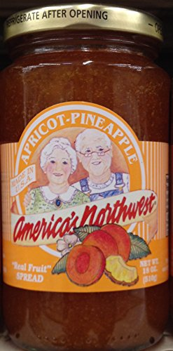 Apricot Pineapple Jam - America's Northwest APRICOT-PINEAPPLE
