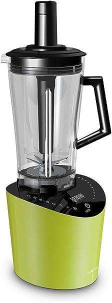 Jupiter Nutrimix Batidora de vaso 1.5L Transparente, Negro, Color blanco - Licuadora (1,5 L, Continuo, Sensor, 32000 RPM, Batidora de vaso, Transparente, Negro, Blanco): Amazon.es: Hogar