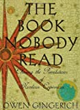 The Book Nobody Read, Owen Gingerich, 0802714153