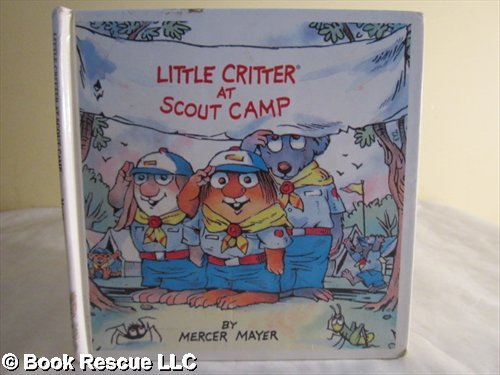 Little Critter at Scout Camp