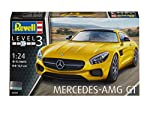 Revell of Germany Mercedes AMG GT Building Kit by Revell