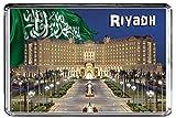 GIFTSCITY E025 RIYADH FRIDGE MAGNET SAUDI ARABIA TRAVEL PHOTO REFRIGERATOR MAGNET