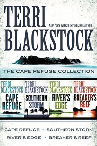 The Cape Refuge Collection: Cape Refuge, Southern Storm, River's Edge, Breaker's Reef (Cape Refuge Series) cover