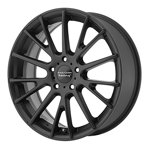 - American Racing AR904 Satin Black Wheel (17x7