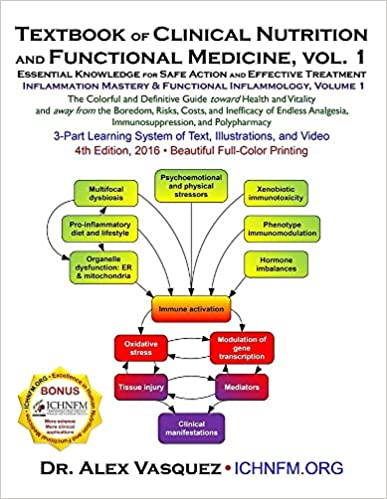 Textbook of clinical nutrition and functional medicine vol 1 textbook of clinical nutrition and functional medicine vol 1 essential knowledge for safe action and effective treatment inflammation mastery fandeluxe Gallery
