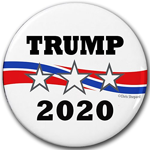 6-pack-donald-trump-for-president-2020-campaign-political-button-pin-badge-225-gop-republican-six-bu