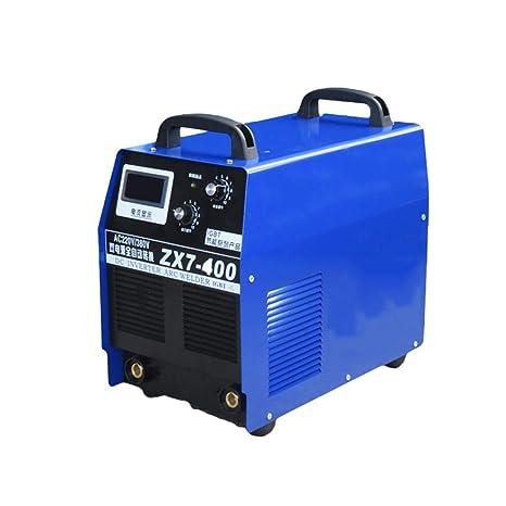 CYDKZMEPA Soldadora eléctrica 220v 380v Doble Uso automático 400 inversor de Grado Industrial DC Ancho Voltaje
