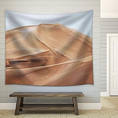 Fascinating Expert Craftsmanship, Top Quality Design, Landscape of Desert Fabric Wall