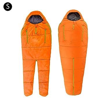 Saco de Dormir de Camping Humanoide de Algodón al Aire Libre Ultraligero Mantener Caliente Cuatro Estaciones