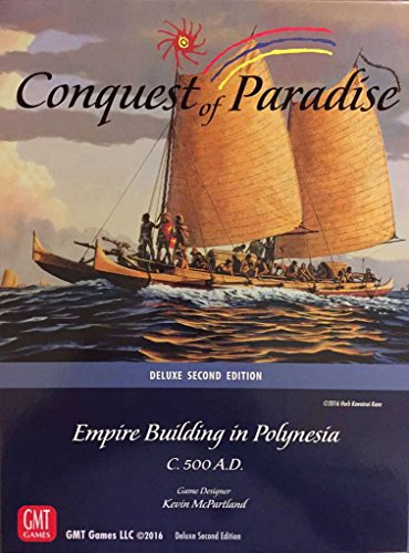 Free Conquest of Paradise Deluxe 2nd Edition