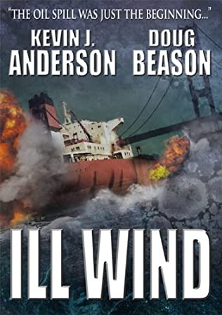 book cover of Ill Wind