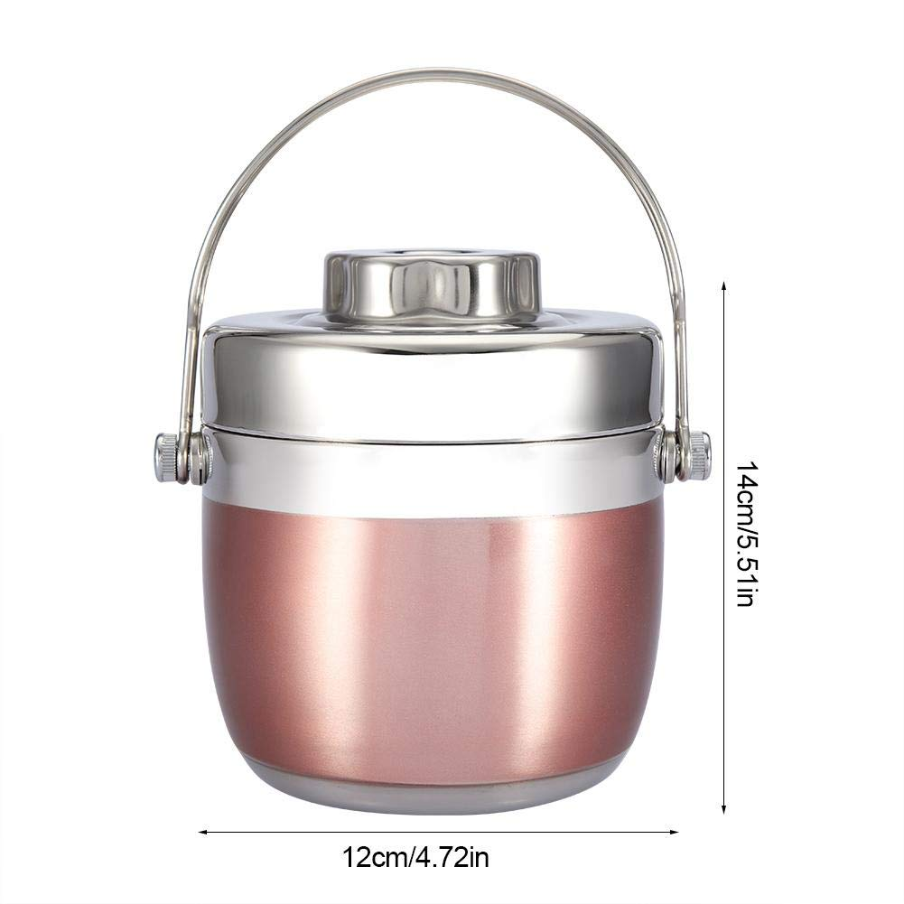 Amazon.com: 1.2L Japanese Thermal Lunch Box With Handle ...