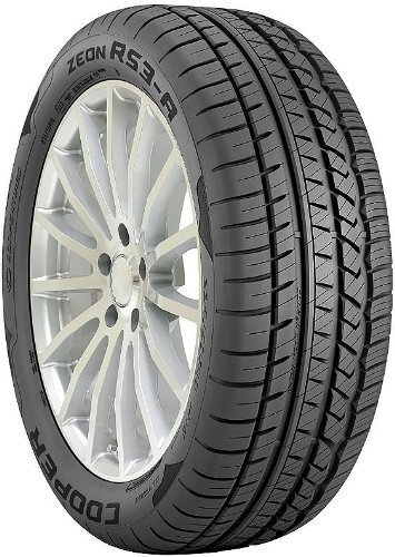 Cooper ZEON RS3-A All-Season Radial Tire - 235/40-18 95W