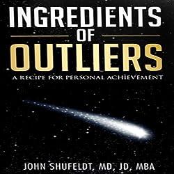 Ingredients of Outliers, Volume 1